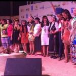 Líderes indígenas en el Foro de la Mujer1