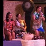 Líderes indígenas en el Foro de la Mujer5