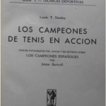 LOS CAMPEONES DEL TENIS