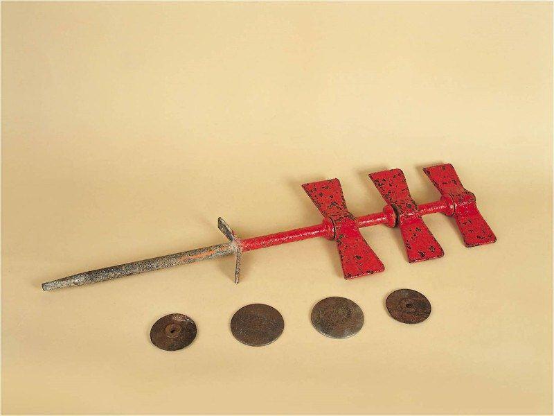 Juego de la llave museo del juego for Juego de regadera y llaves