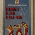 Reglamento del Juego de Bolo-Palma