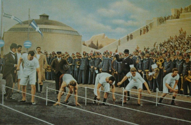 juego olimpicos foto: