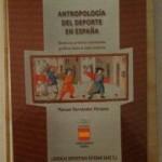 Antropología del Deporte en España
