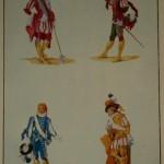 Las Parejas, Juego Hípico del Siglo XVIII