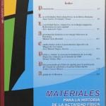 Materiales para la Historia de la Actividad Física y el Deporte