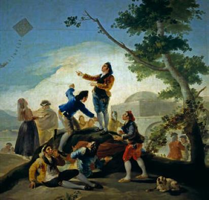 EL OCIO EN EL MUSEO DEL PRADO: JUEGOS Y DEPORTES EN LA