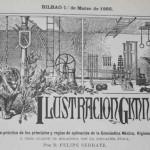 LA ILUSTRACIÓN GIMNÁSTICA (FELIPE SERRATE, 1886-87)